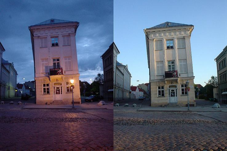 Portable exlile art: Tartu Art Museum
